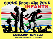 BOOKS FROM THE COVE INFANT SUBSCRIPTION BOXES