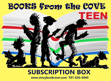BOOKS FROM THE COVE TEEN SUBSCRIPTION BOXES
