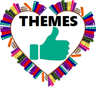 BOOKS SUGGESTED BY THEMES, IDEAS, DISPLAYS