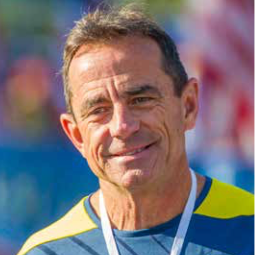 Photograph of Dave McGillivray