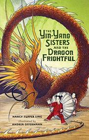 Yin Yang Sisters and teh Dragon Frightful book cover